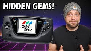 Sega Game Gear HIĎDEN GEMS! The Best Kept Secrets!