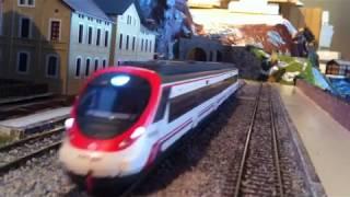 La Maqueta de JJMurdoc - Tren CIVIA