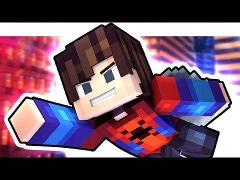 Superheroes in Minecraft!! (Minecraft Animation)