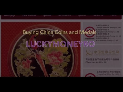 Trusted dealers in China coins/medals? Dealer Review Luckmoneyro Luckpawnstore