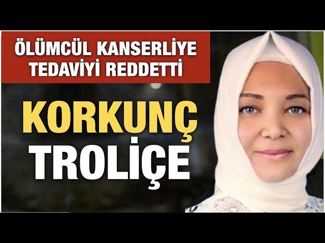 'GÜÇ SARHOŞU' KORKUNÇ TROLİÇE.. İŞTE AKP'NİN İNSAN KIYIMI..  /PERDE ARKASI