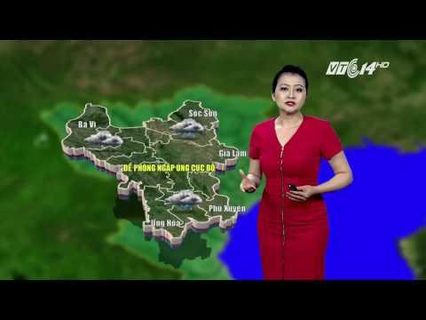 (VTC14)_ Thời tiết Hà Nội ngày 18.08.2016
