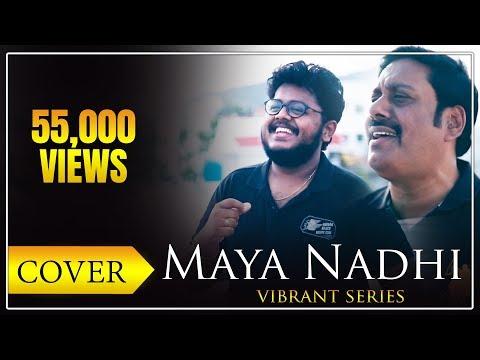 "Maya Nadhi (Reprise) - Kabali |""THE VIBRANT SERIES""| Ananthu & Saisharan | Mystic Collisions"