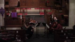 "Beethoven String Quartet - Op. 18, No. 6 ""Allegro con brio"""