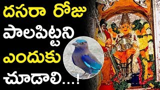 Why We Watch Palapitta on Dussehra Day | Unknown And Interesting Story Behind Palapitta
