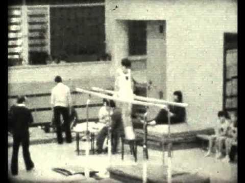 видео: Спортивная гимнастика-Одесса-Политех-Соревнования-1979 г.