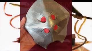 Gambar cover Bnha DIY Bakugou knee pads armor