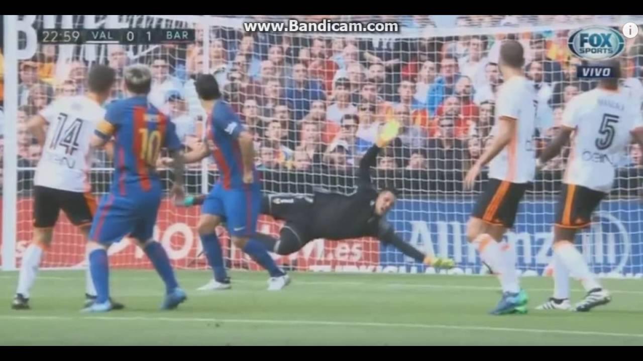 Download Valencia vs Barcelona 2-3 All Goals 22\10\2016