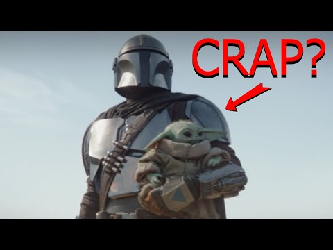 Is the Mandalorian a crap fighter?