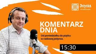 Adrian Klarenbach 18.04.2019 Komentarz Dnia W Radiowej Jedynce