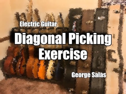 Diagonal Picking Exercise