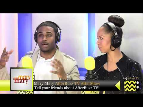 Mary Mary After Show w/ Alana & Desmond Jamison Season 2 Episodes 4 & 5 | AfterBuzz TV