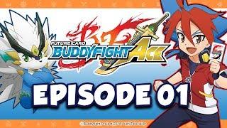 [Episodio 01] Future Card Buddyfight Ace Animación
