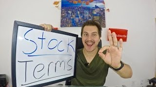 Stock Market Terminology every Investor MUST KNOW! - Part 1