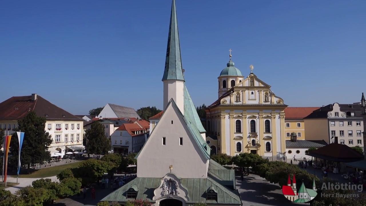 Wallfahrtsort In Bayern