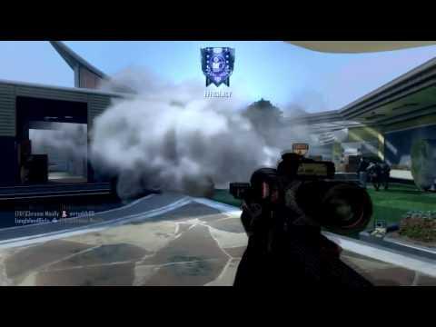 Call of Duty Black Ops 2 Sniper Tripple Kill