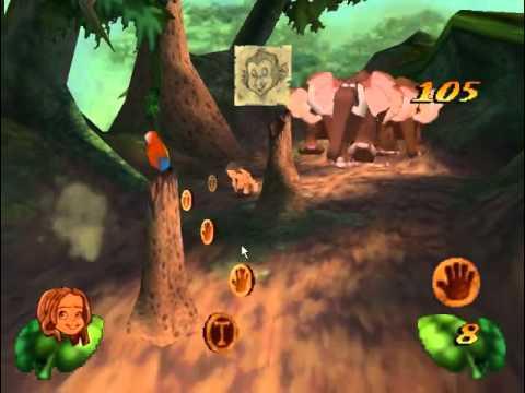 Disney S Tarzan Stampede Level 4 Youtube