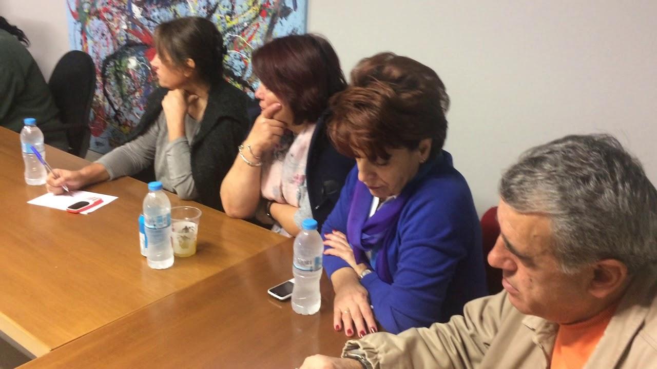 Συνεδρίασε η Πολιτική Προστασία της Τρίπολης