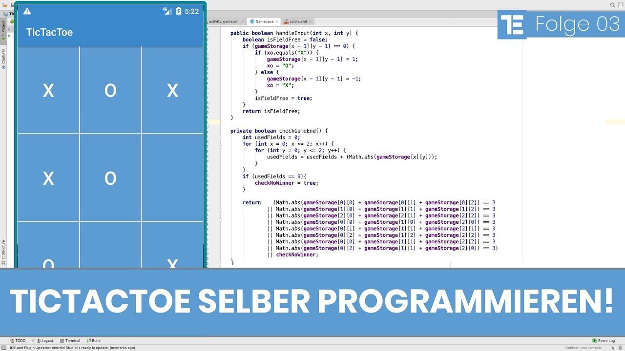 Android Programmieren Lernen