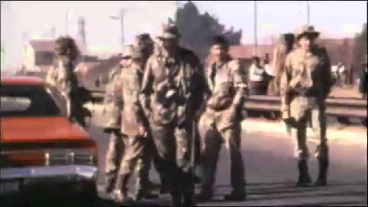 The Soweto Uprising-NHD