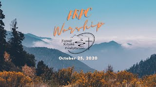 FRPC  October  25, 2020