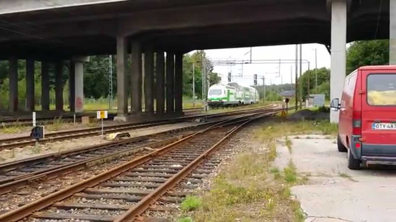 Helsinki Lahti Juna