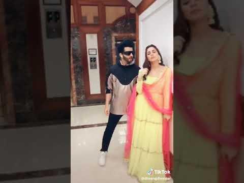 Prita and karan by tik tok song