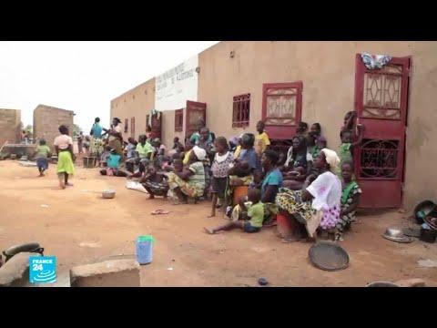 بوركينا فاسو: أكثر من ألف شخص فروا من نزاع طائفي خلف مئات القتلى خلال أسابيع  - نشر قبل 3 ساعة