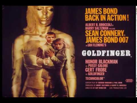 Goldfinger Soundtrack Review & video clips