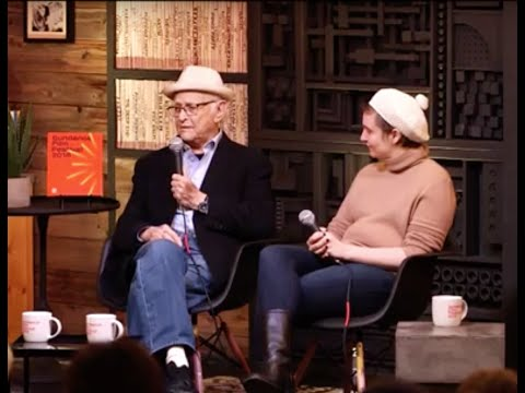 Cinema Café: Lena Dunham and Norman Lear @ Sundance Film Fes