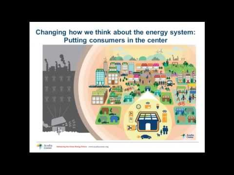 Webinar on Clean Energy Bills - September 2015