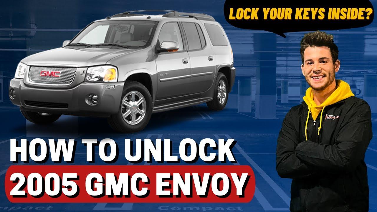 How To Unlock 2005 Gmc Envoy Youtube
