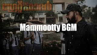 Mammootty bgm | the great father | mammootty mass theme music