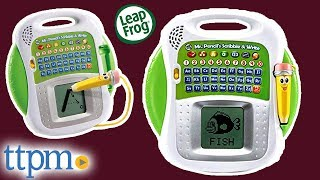 Mr. Pencil's Scribble & Write from LeapFrog