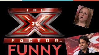 Funniest X Factor auditions