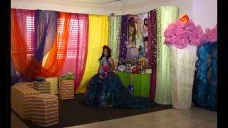 Decoración Dadel Novias & Quinceañeras (Quinceañero de Taina K.)