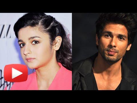 Alia Bhatt Breaks Shahid Kapoor's Family – WATCH WHY?