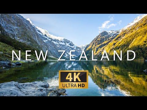 NEW ZEALAND (4K