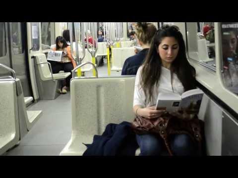 The Between (Metro - Subway In Montreal, Quebec, Canada)