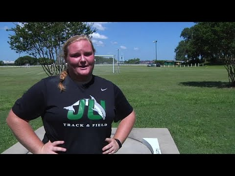 Noelle Parker headed to National Jr. Track and Field Championships
