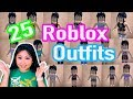 25 Roblox Outfits for Girls - My Roblox Clothing Collection Look book | Aleenahearts9095