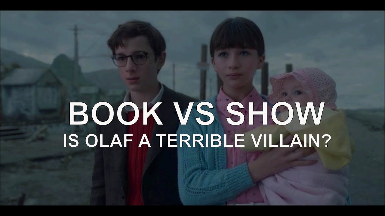 Download A Series of Unfortunate Events - BOOK VS SHOW - The Bad Beginning