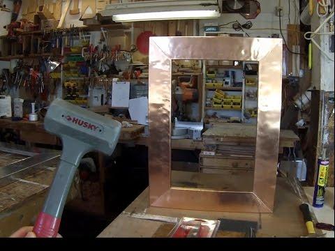 Copper + Zinc Mirrors - Part 2 - METAL WORKING