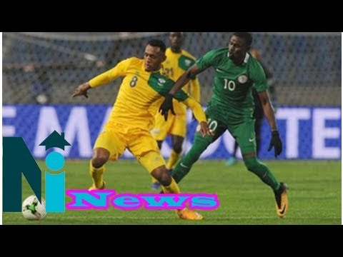 CHAN: 'Nigeria needs good strikers'