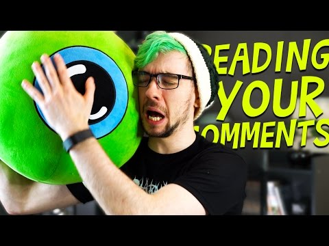 CAN YOU SING YOUR OUTRO? | Reading Your Comments #90