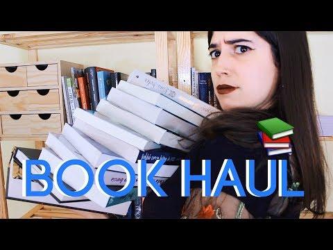 BOOK HAUL MARZO 🌟 Muchos libros y cajas   nuevas ESTANTERÍAS