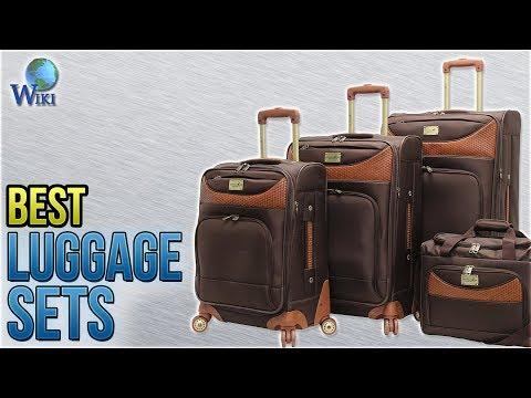10 Best Luggage Sets 2018