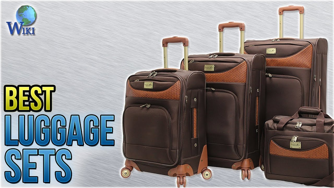 best luggage sets 10 best luggage sets 2018 13126