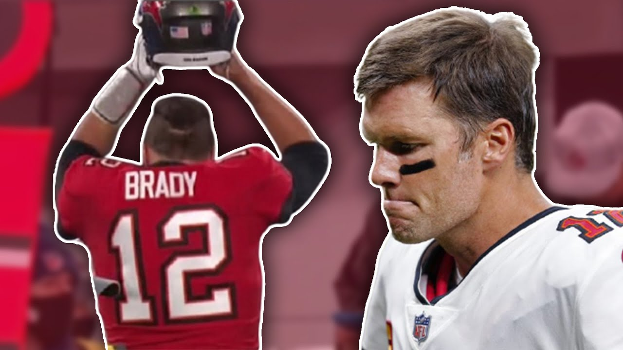 TOM BRADY EMBARRASSED HIMSELF IN A PRIMETIME NFL GAME | Tampa Bay Buccaneers vs. New Orleans Saints