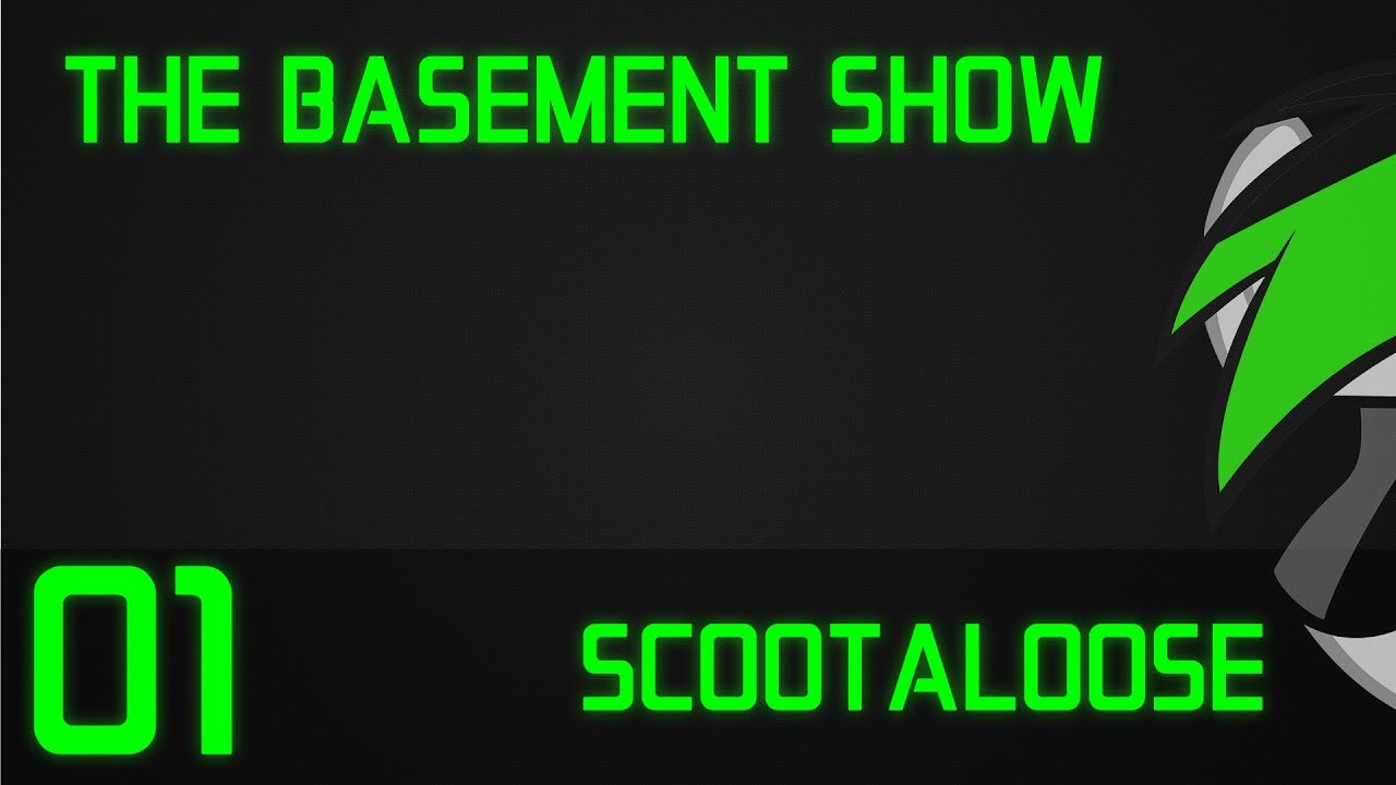 pvl the basement show with scootaloose episode 1 youtube